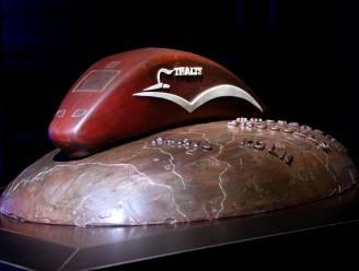 Train World doet bezoekers smullen met expo rond chocoladesculpturen
