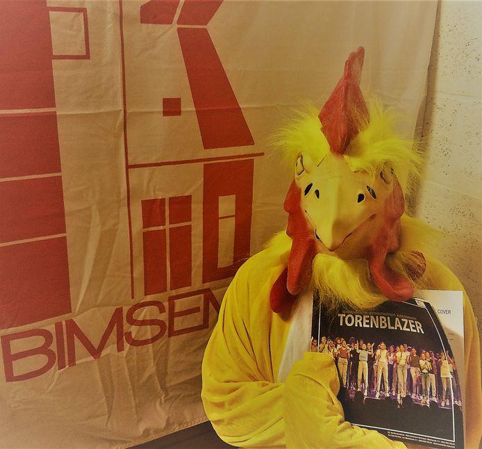 De vraag die iedereen zich stelt: wie is kip?