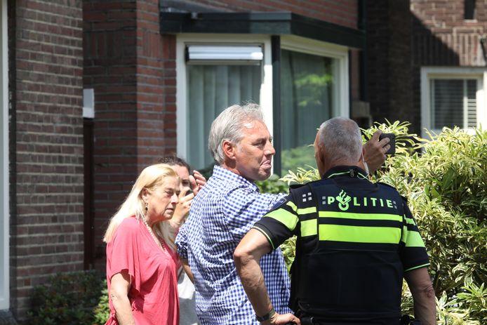 Pegida in Eindhoven.