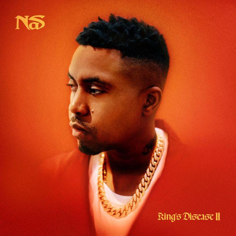 Nas, 'King's Disease II'. Beeld RV