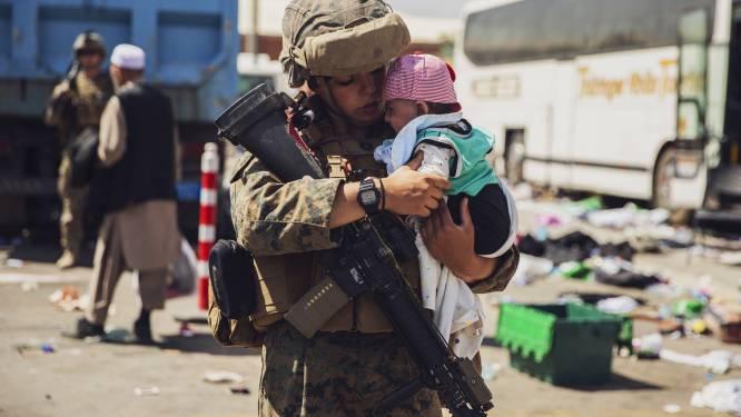 """""""229 Afghaanse kinderen onbedoeld gescheiden van ouders bij evacuatie"""""""