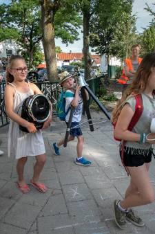 De Klimboom in Eindhoven gooit ventilatoren in de strijd tegen hitte