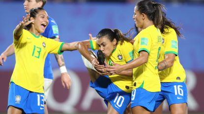 17 WK-treffers Marta trapt zich de geschiedenis in