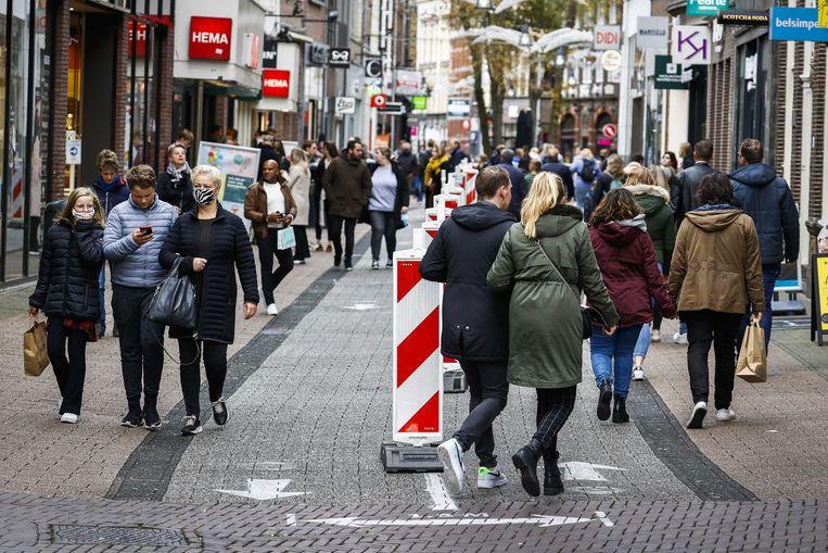 Zwolle is een stad met een relatief groot sociaal kapitaal. Daardoor is er minder criminaliteit en vallen er op de arbeidsmarkt minder mensen buiten de boot, concluderen onderzoekers van SEO. Beeld ANP