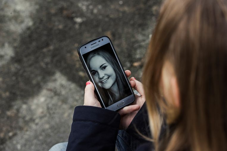 De 16-jarige Nikita werd in februari doodgereden. Beeld Jef Boes