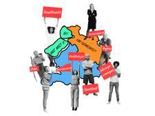 Slechts een 5,9 krijgen gemeenten van hun eigen inwoners,  ze moeten flink aan de bak
