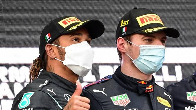 Slag 2 is voor Max Verstappen, maar de oorlog met Lewis Hamilton duurt nog lang