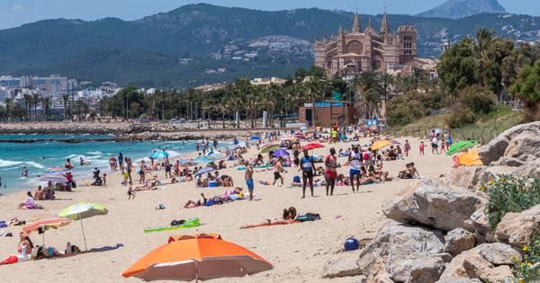 Paar Duizend Duitsers Testen Of Spaanse Eilanden Klaar Zijn Voor Heropening Toerisme Buitenland Ad Nl