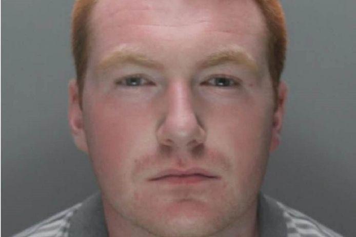 Daniël Burdett wist vijf jaar lang uit handen te blijven van de politie.