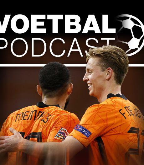 EK Podcast | 'Dit Oranje zou best een aardig elftal kunnen worden