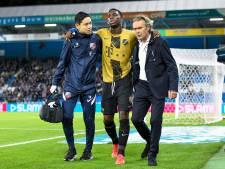 Beenblessure Jong FC Utrecht-speler Sylian Mokono: maanden uitgeschakeld