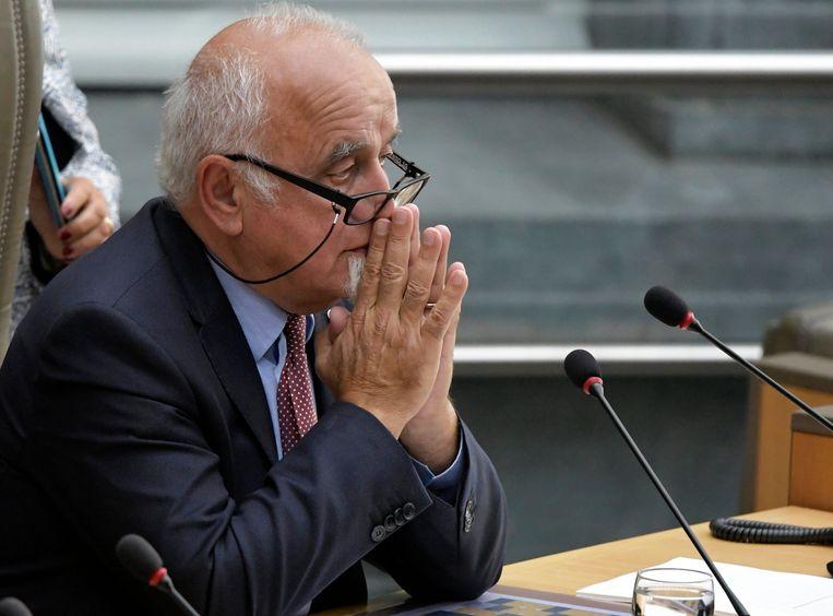 Jan Peumans is momenteel voorzitter van het Vlaams Parlement (N-VA). Beeld Photo News