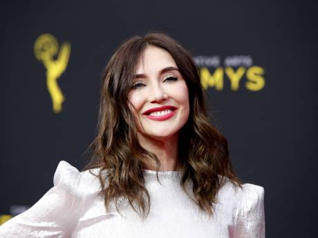 Carice van Houten grijpt naast Emmy Award: 'Maar ik had wel het beste haar'