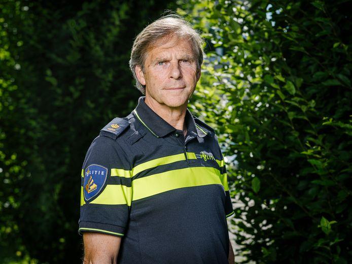 Portret van Egbert-Jan van Hasselt (Landelijk Programmamanager Infrastructuur van de Nationale Politie).
