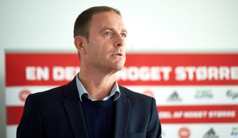 De nieuwe coach van AA Gent heet Jess Thorup. Beeld FrontzoneSport via Getty Images