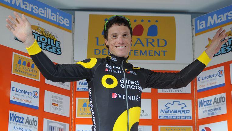 Sylvain Chavanel Beeld AFP