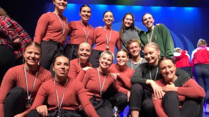 K-Creation schittert op Dance Wave Competition in Alsemberg