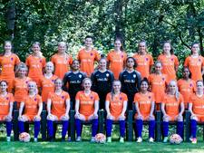 Voetbalsters Oranje onder 19 verliezen in halve finale EK van Spanje