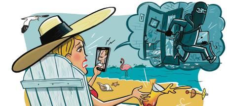 Inbrekers vergallen vakantie van duizenden Nederlanders