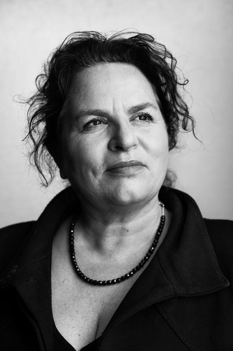 Marleen Stikker: 'We geven nauwelijks richting aan technologie.' Beeld Lenny Oosterwijk