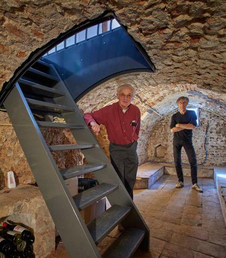 Ondergronds Ravenstein ziet het licht in dikke pil 'Ondersteboven'