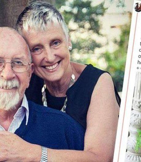 Décédée d'un cancer, cette femme n'a pas pu s'empêcher de faire une dernière blague à son mari