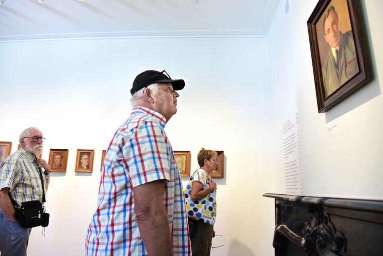 Tentoonstelling Het Gezicht van Gestel in het Noordbrabants Museum.  Beeld Marcel van den Bergh