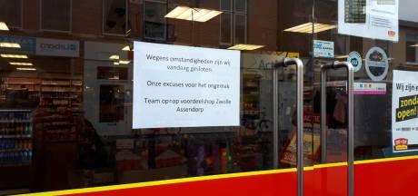 Winkel aan Assendorperstraat in Zwolle overvallen