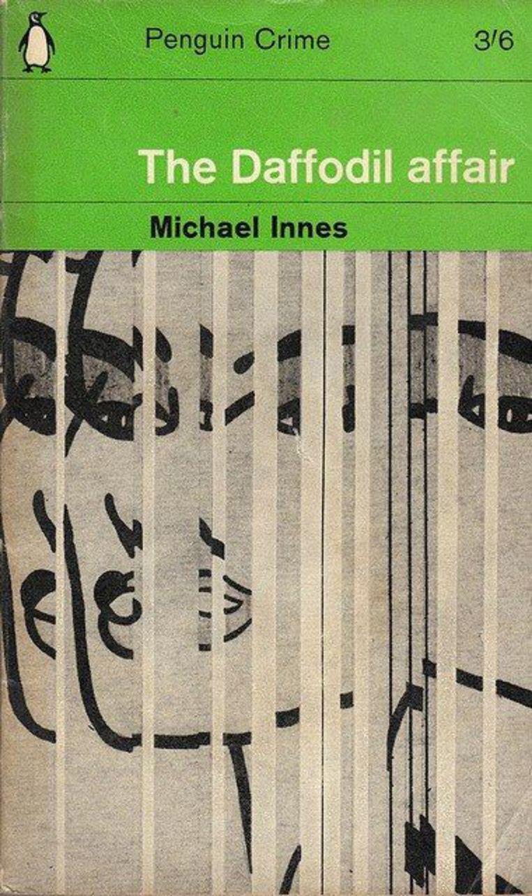 Omslag Romek Marber. Penguin, 1964. Beeld
