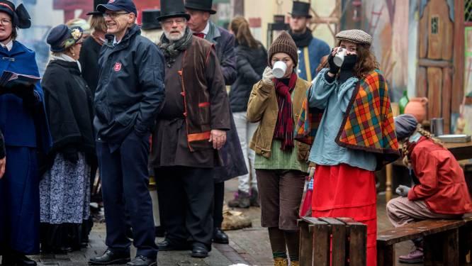 Goed nieuws voor Dickens-fans: Festijn in Drunen gaat door