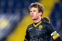 Voetballer Kees Luijckx speelde enkele jaren in Denemarken.