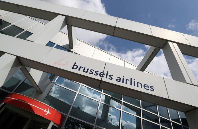 Beeld ter illustratie. Het hoofdkantoor van Brussels Airlines in Zaventem.