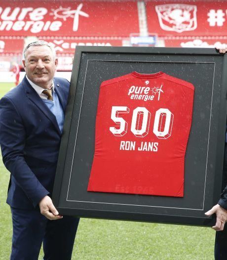 Ron Jans voor 500ste keer op de bank in eredivisie; alleen deze vier trainers gingen hem voor