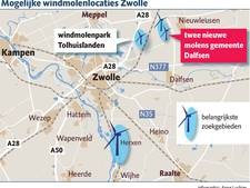 Swollwacht wijst extra windmolens in Zwolle af