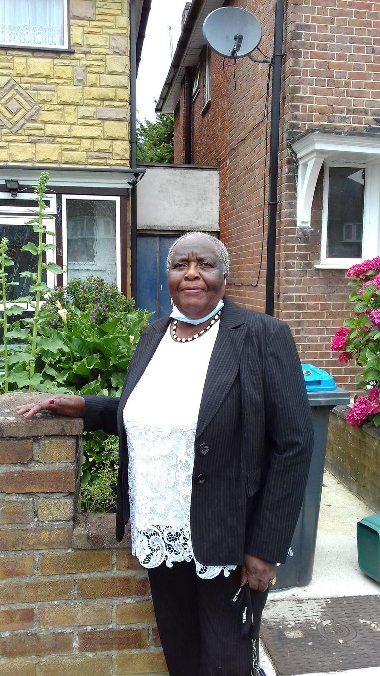 Mrs. Brown Beeld Patrick van IJzendoorn