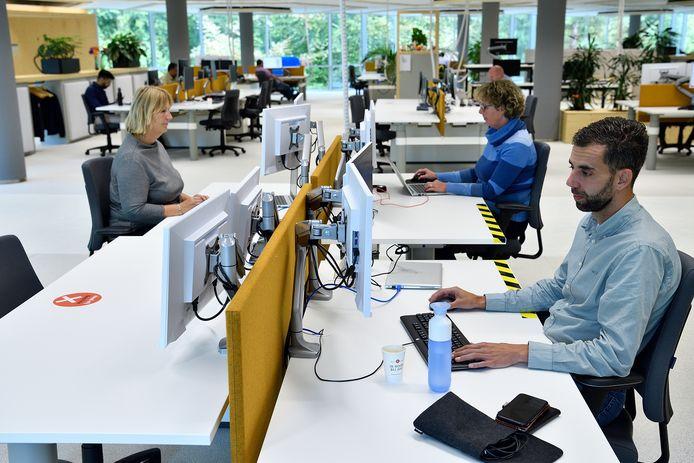 Het kantoor van Royal HaskoningDHV in Amersfoort.