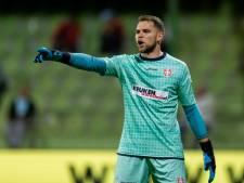 Bossin is vaste waarde tussen de palen bij FC Dordrecht, maar doelman droomt van plek op hoogste niveau