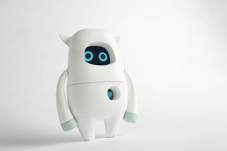 Musio, een robot in 'Hello, Robot' Beeld rv AKA, LLC