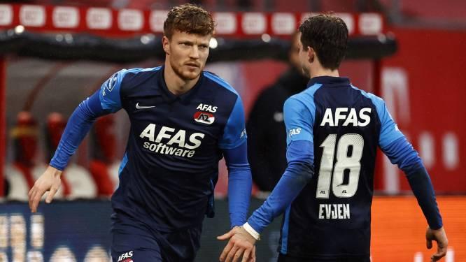 KV Mechelen huurt AZ-spits Ferdy Druijf