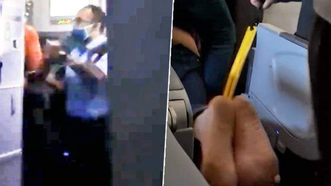 Passagiers overmeesteren man die dreigt vliegtuig te laten crashen