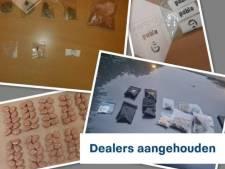 XTC, cocaïne en wiet: Politie pakt mannen met drugs op in Zoetermeer