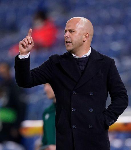Stelling   Feyenoord is een stap vooruit voor Arne Slot
