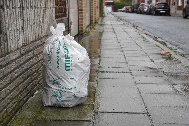 De vuilniszakken van MIROM worden duurder.