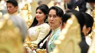 Franstalige universiteit van Leuven haalt naam Aung San Suu Kyi van leerstoel