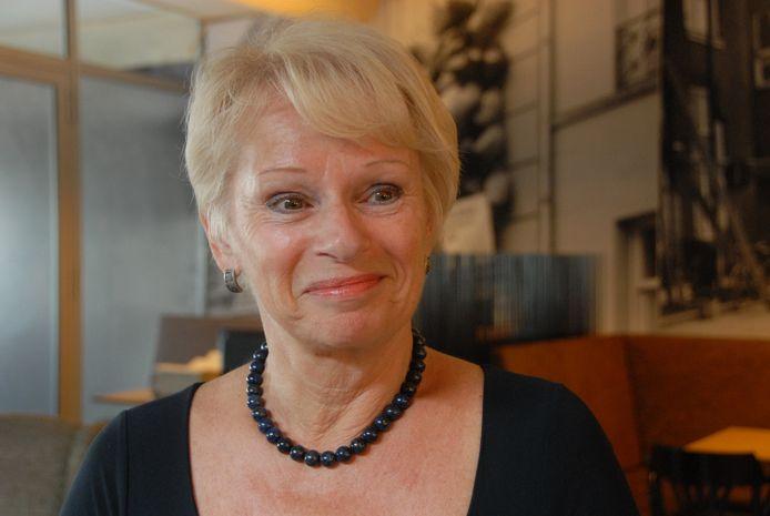 Juryvoorzitter Marja Kamsma