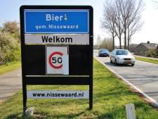'Plaatsnaambordengate': Zuidland ligt opeens in Biert. En andersom...