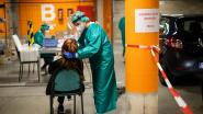 """LIVE. Dagelijks gemiddeld 235 coronatests op Brussels Airport - """"Virus circuleert nu in scholen en sportclubs"""" - Positiviteitsratio stijgt naar 3,7 procent"""