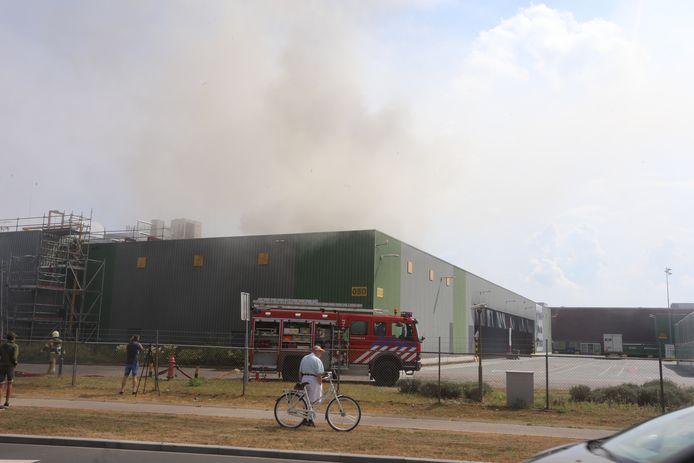 Brand bij de brouwerij van Heineken snel geblust.
