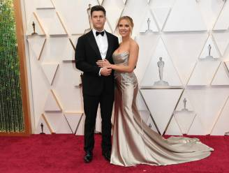 Scarlett Johansson getrouwd met Colin Jost