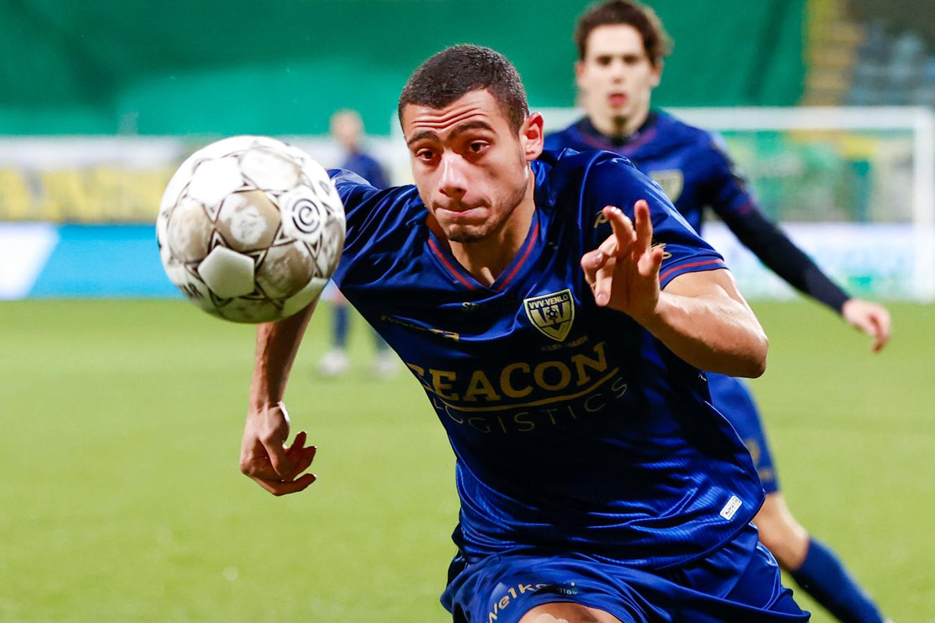 Georgios Giakoumakis staat dor zijn goals gisteren al weer op zestien treffers.